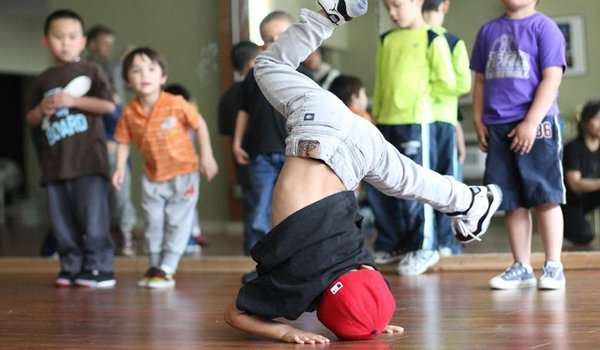 Boys Hip Hop Classes